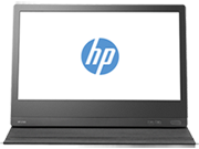 HP U160 15.6-inch LED Backlit Monitor