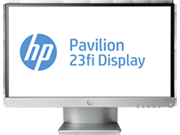 HP Pavilion 23fi 23-inch Diagonal IPS LED Backlit Monitor