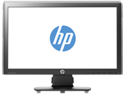 Monitor HP ProDisplay P201 z diagonalo 50,8 cm (20 palcev) in osvetlitvijo LED