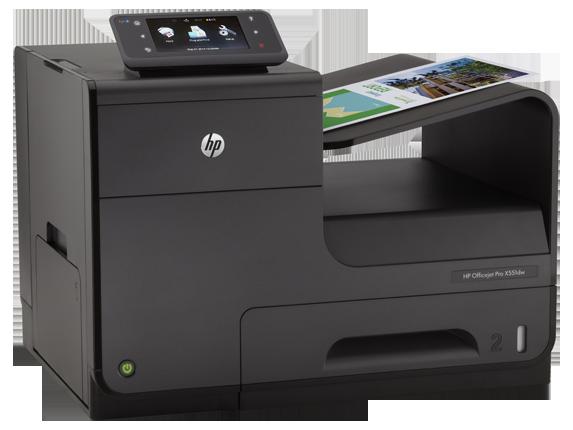 HP Officejet Pro X551dw Printer