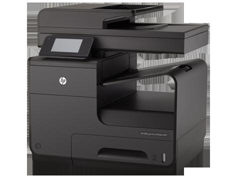 Многофункциональный принтер HP Officejet Pro X476dw