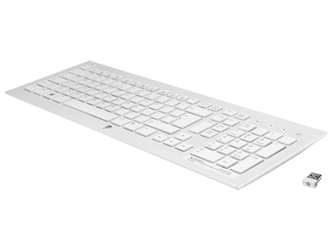 HP Wireless K5510 Keyboard