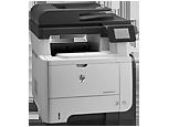 Multifunkčná tlačiareň HP LaserJet Pro M521dnMFP