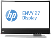 HP ENVY 27 27-inch Diagonal IPS LED Backlit Monitor