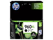 HP 960XL High Yield Black Original Ink Cartridge