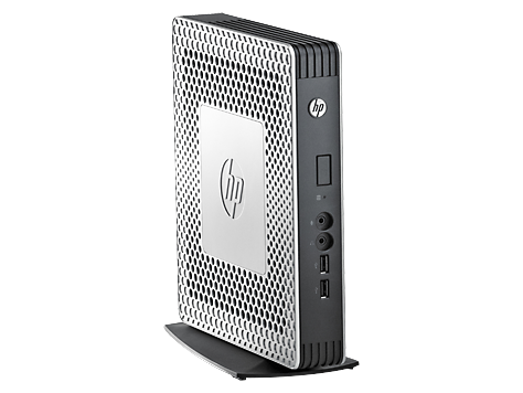 Model thin client flexibil HP t610