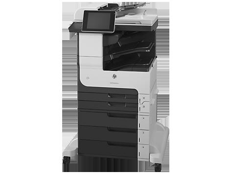 HP LaserJet Enterprise M725z MFP