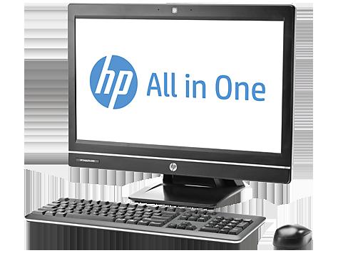 Gamme d'ordinateurs de bureau tout-en-un HP Compaq Pro6300