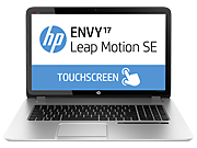 HP ENVY 17-j100 Leap Motion TS SE notebook pc serie