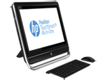 HP Pavilion TouchSmart 23-f260ea All-in-One Desktop PC (ENERGY STAR)