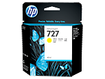 Cartucho de tinta HP Designjet 727 amarillo de 40 ml