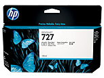 Cartucho de tinta HP Designjet 727 negro fotográfico de 130 ml