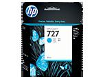 Cartucho de tinta HP Designjet 727 cian de 40 ml