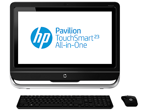 HP Pavilion 23 All-in-One