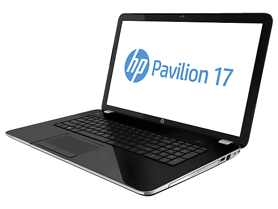 HP Pavilion 17-e012sg Notebook-PC