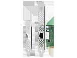 Intel I210-T1 ギガビット・イーサネット(1xPCIe)