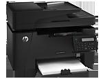 Многофункциональный принтер HP LaserJet Pro M127fn