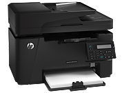 Impresora multifunción HP LaserJet Pro M127fn
