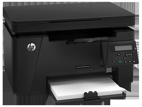 Драйверы для принтеров HP LaserJet Pro M125-серии (модели ...