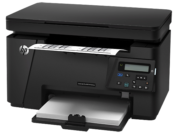 HP LaserJet Pro M125a MFP series All-in-One Printers performance compact Print, Copy & Scan with body design suitable for Office desk space or home business.