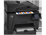 Multifunções HP LaserJet Pro M177fw a cores