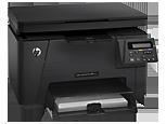 Multifunções HP Color LaserJet Pro M176n