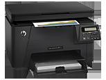 HP Renkli LaserJet Pro MFP M176n