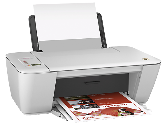 HP Deskjet Ink Advantage 2545 All-in-One Printer