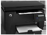 Многофункциональное устройство HP LaserJet Pro M125rnw