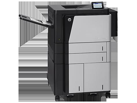 Impresora HP LaserJet Enterprise M806x+