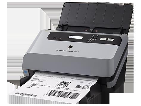 Escáner con alimentación de hojas HP Scanjet Enterprise Flow 5000 s2