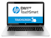 HP ENVY TouchSmart 17-j000 Notebook PC series