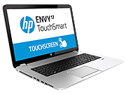 HP ENVY TouchSmart 17-j00