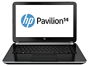 HP Pavilion 14-n200 Notebook PC-serie