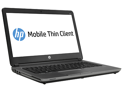 Thin client móvil HP mt41