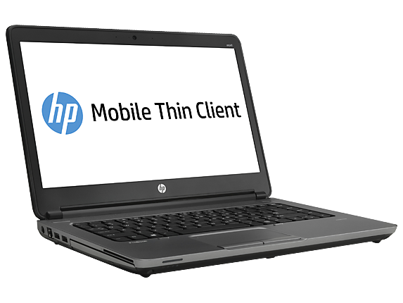 Thin client móvil HP mt41