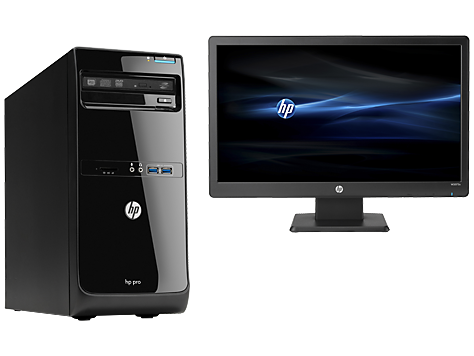 Ensemble ordinateur HP Pro 3500 format microtour