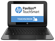 HP Pavilion 10 TouchSmart 10-e000 Notebook PC series
