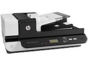 Scanner à plat HP Scanjet Enterprise Flow 7500