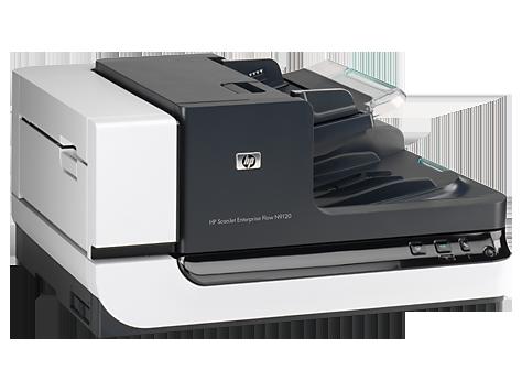 Планшетный сканер HP Scanjet Enterprise Flow N9120