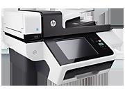 Station de travail de capture de document HP Digital Sender Flow 8500 fn1