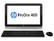 HP ProOne 400 G1 49.53 cm (19.5'') Non-Touch All-in-One PC