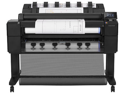 Impresora HP Designjet T2500 PostScript eMultifunción A0/914mm