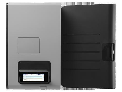Impresora color HP Officejet Enterprise X555dn