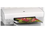 HP Deskjet D4168 Printer
