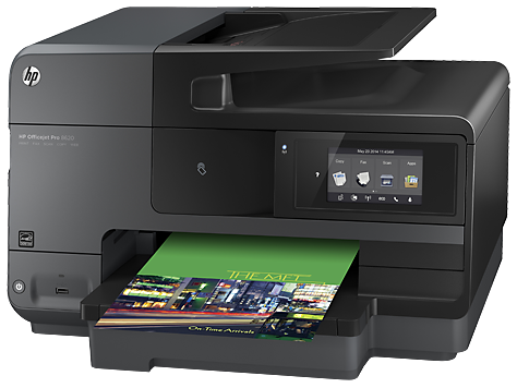 Принтер HP Officejet Pro 8620 e-All-in-One