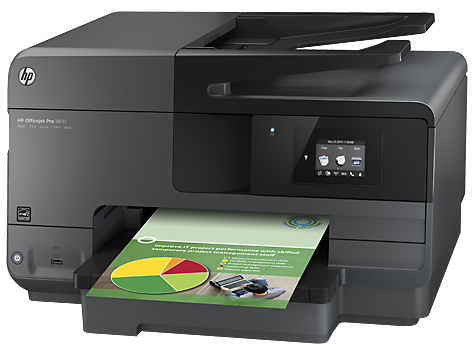 МФУ HP Officejet Pro 8610 e-All-in-One