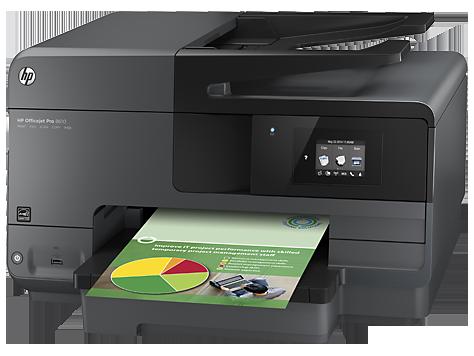 8610 e-All-in-One Printer