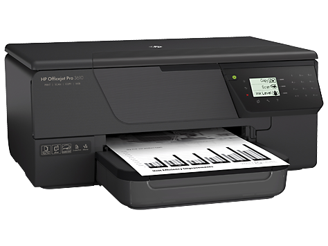 HP Officejet Pro 3610 Black & White e-All-in-One Printer