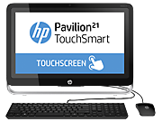 HP Pavilion 21-h000 TouchSmart All-in-One